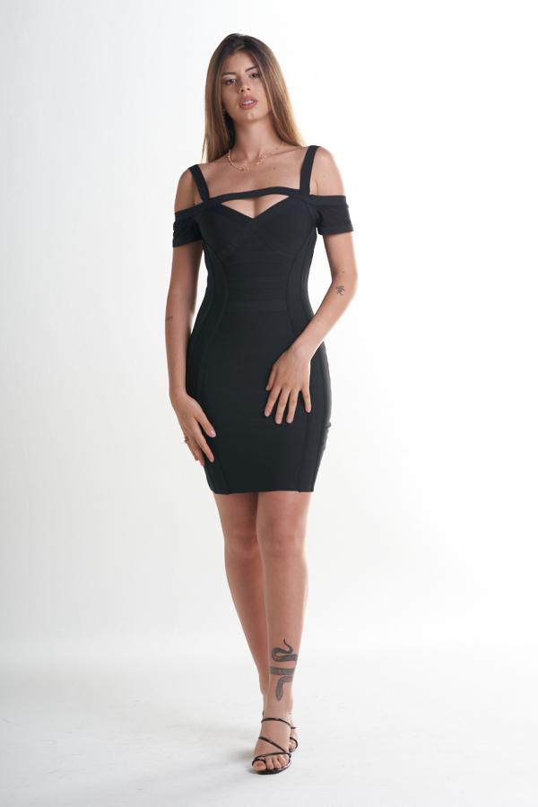 Glove little black dress